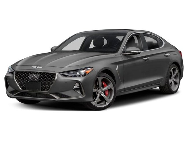 New 2020 Genesis G70 3.3T Sport AWD Sedan Irvine