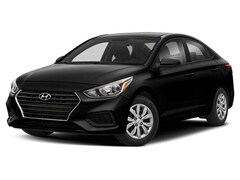New 2020 Hyundai Accent SE Sedan for sale or lease in Bourbonnais, IL