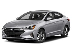 New 2020 Hyundai Elantra SE IVT Sulev Sedan in Fresno, CA