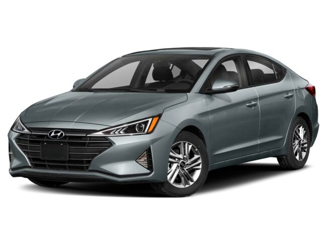 New 2020 Hyundai Elantra Value Edition Sedan Bloomington