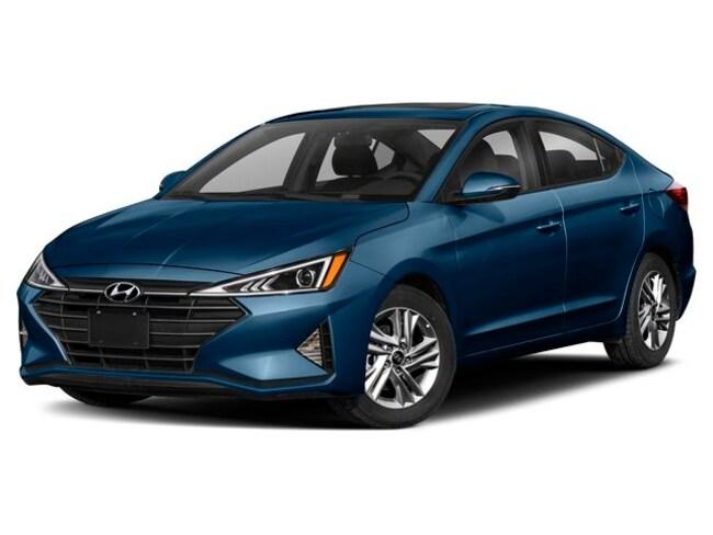 New 2020 Hyundai Elantra Value Edition w/SULEV Sedan in Irvine