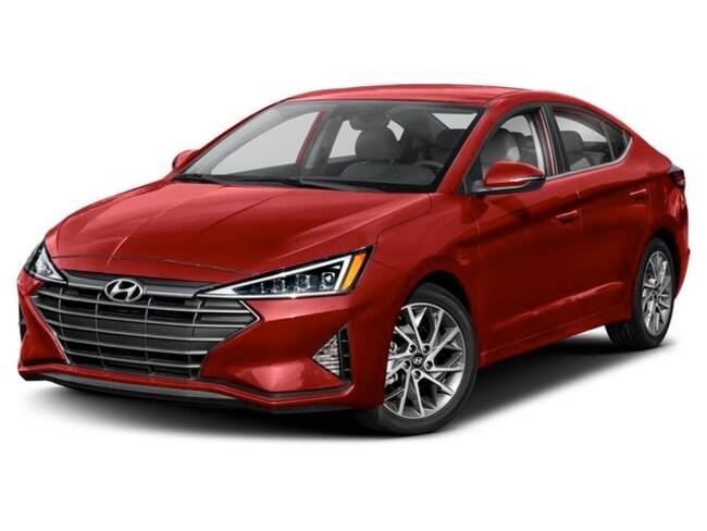 New 2020 Hyundai Elantra Limited w/SULEV Sedan in Dublin, CA