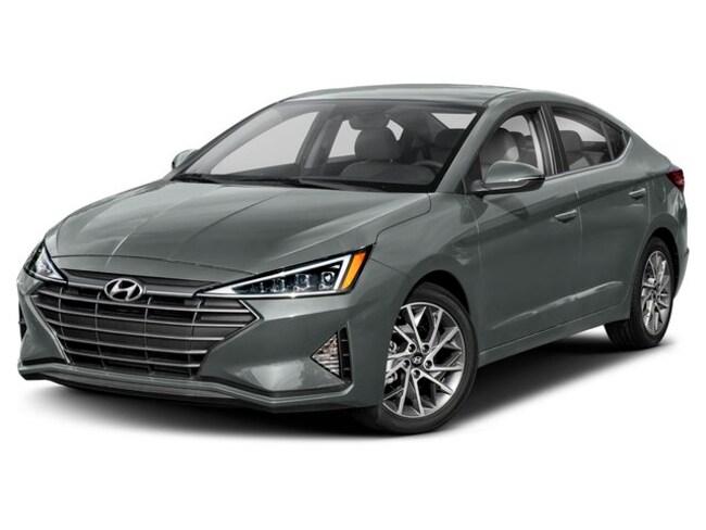 New 2020 Hyundai Elantra Limited w/SULEV Sedan in Irvine