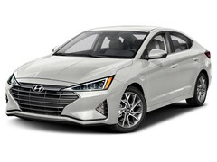 2020 Hyundai Elantra Limited Sedan H9496