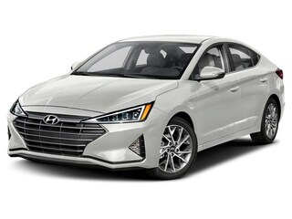 New 2020 Hyundai Elantra Limited w/SULEV Sedan in Temecula near Hemet