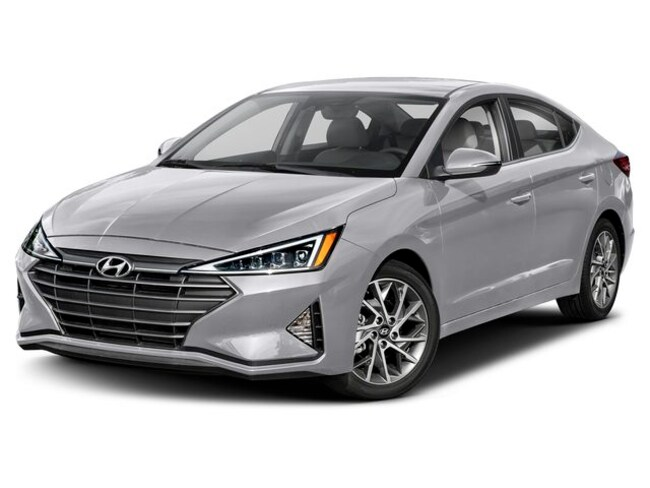 New 2020 Hyundai Elantra Limited w/SULEV Sedan For Sale/Lease Chico, CA