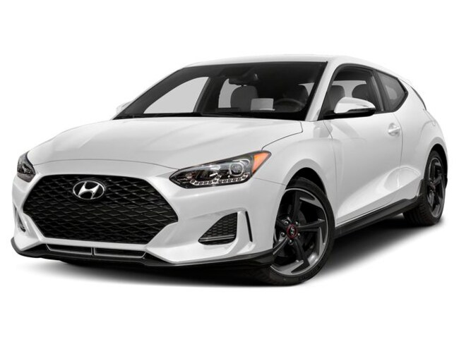 new 2020 Hyundai Veloster Turbo Hatchback Idaho Falls