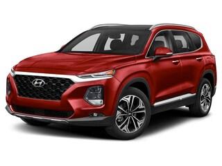 New 2020 Hyundai Santa Fe Limited 2.4 SUV Chesapeake