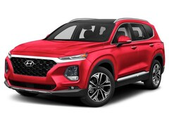 New 2020 Hyundai Santa Fe Limited 2.0T SUV For Sale in Augusta