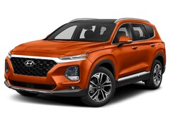 New 2020 Hyundai Santa Fe Limited 2.4 SUV near Chicago, IL