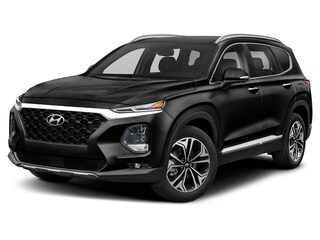 New 2020 Hyundai Santa Fe SUV North Attleboro Massachusetts