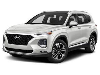 New 2020 Hyundai Santa Fe Limited 2.0T SUV in Chicago