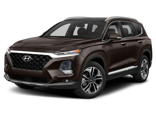New 2020 Hyundai Santa Fe Limited 2.0T SUV For Sale/Lease Chico, CA