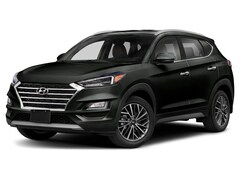 New 2020 Hyundai Tucson Limited SUV for sale in Nederland TX