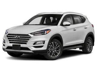 New Hyundai 2020 Hyundai Tucson Limited SUV for sale in Bartlesville, OK