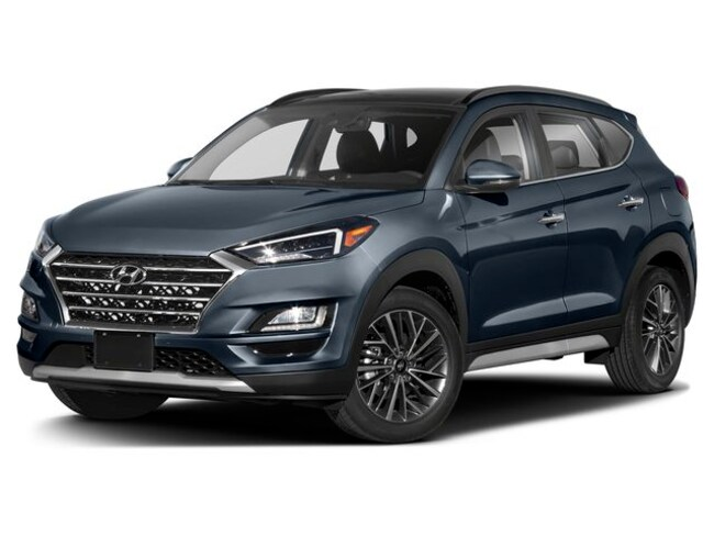 New 2020 Hyundai Tucson Ultimate SUV in St. Louis, MO