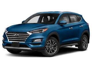 New 2020 Hyundai Tucson Limited SUV KM8J3CAL4LU129020 for Sale at D'Arcy Hyundai in Joliet, IL