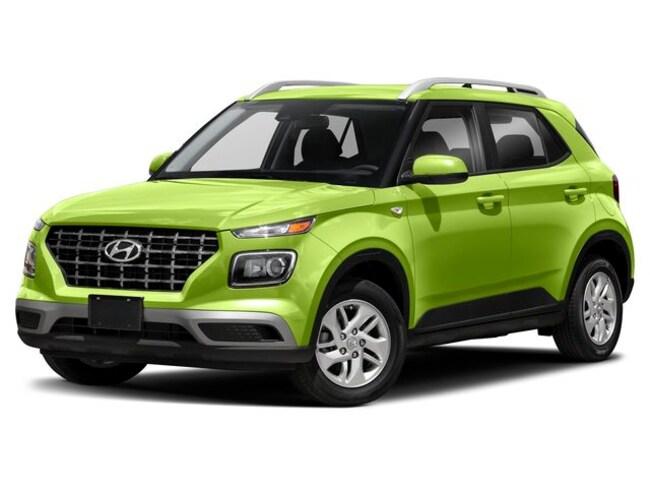 New 2020 Hyundai Venue SEL Utility in St. Louis, MO