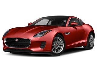 New 2020 Jaguar F-TYPE Checkered Flag Coupe Coupe Los Angeles Southern California