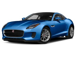 2020 Jaguar F-TYPE P300 Coupe