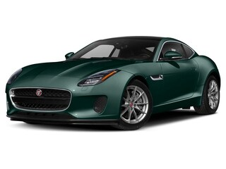 New 2020 Jaguar F-TYPE Coupe Coupe LCK65664 Cerritos, CA