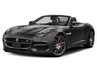 New 2020 Jaguar F-TYPE Checkered Flag Convertible Convertible Sudbury MA