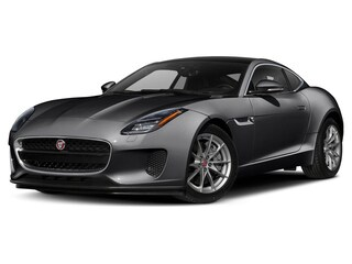 New 2020 Jaguar F-TYPE Checkered Flag Coupe Coupe for Sale in Cleveland OH