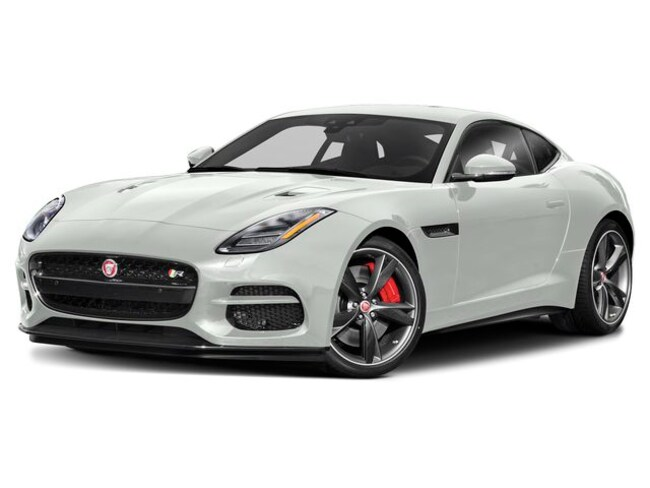 New 2020 Jaguar F-TYPE R Coupe Coupe in Troy