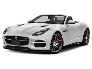 2020 Jaguar F-TYPE R-Dynamic Convertible