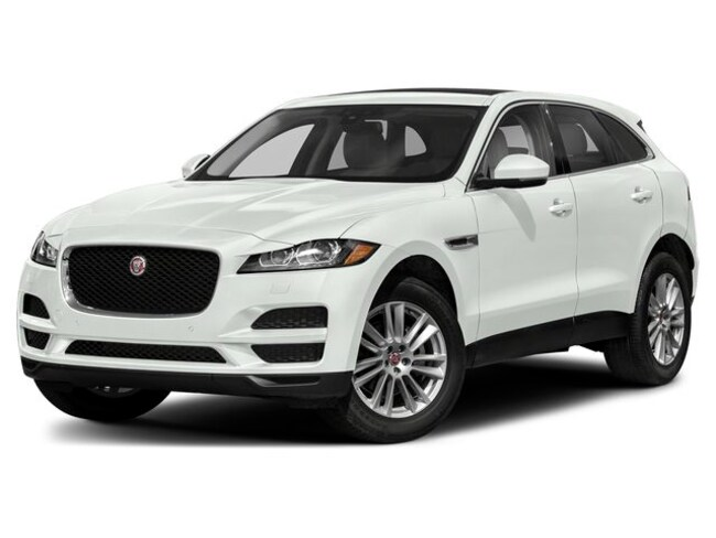 New 2020 Jaguar F-PACE Premium SUV in Thousand Oaks, CA