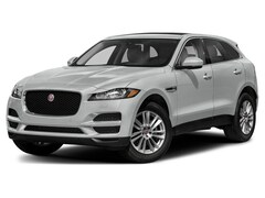 New 2020 Jaguar F-PACE 25t Premium SUV SADCJ2FX4LA620492 2020492 for sale in Peoria, IL at Jaguar Land Rover Peoria