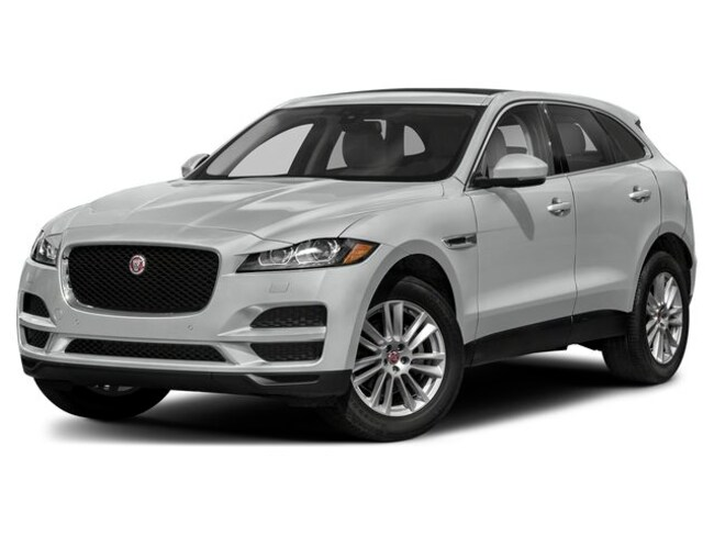 New 2020 Jaguar F-PACE Premium SUV for Sale in Fife WA