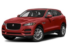 New 2020 Jaguar F-PACE Premium SUV near Boston