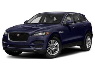 New 2020 Jaguar F-PACE 25t Premium SUV in Houston