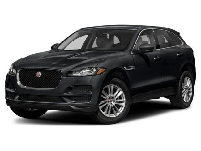 in Houston 2020 Jaguar F-PACE 25t Prestige SUV New