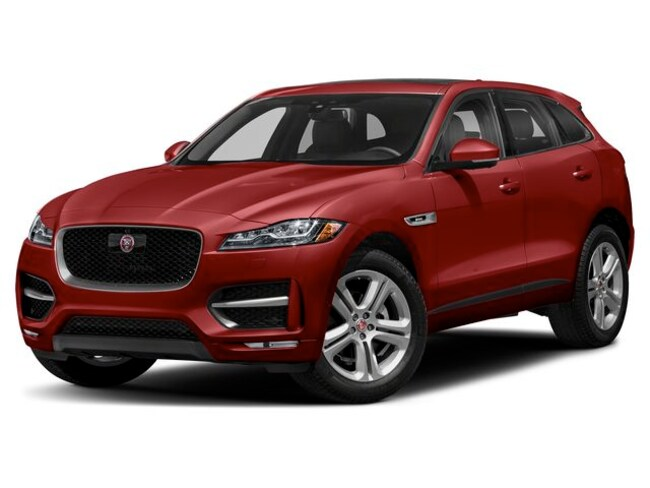 New 2020 Jaguar F-PACE R-Sport SUV in Troy