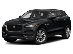 2020 Jaguar F-PACE 25t Checkered Flag Limited Edition SUV