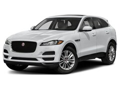 Used 2020 Jaguar F-PACE 25t Checkered Flag Limited Edition SUV for sale in Crown Point IN