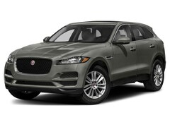 New 2020 Jaguar F-PACE Checkered Flag Limited Edition SUV near Boston