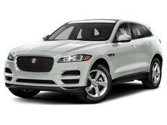 New 2020 Jaguar F-PACE Premium SUV near Boston