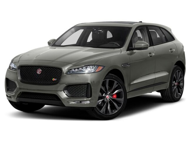 New 2020 Jaguar F-PACE S SUV in Peoria