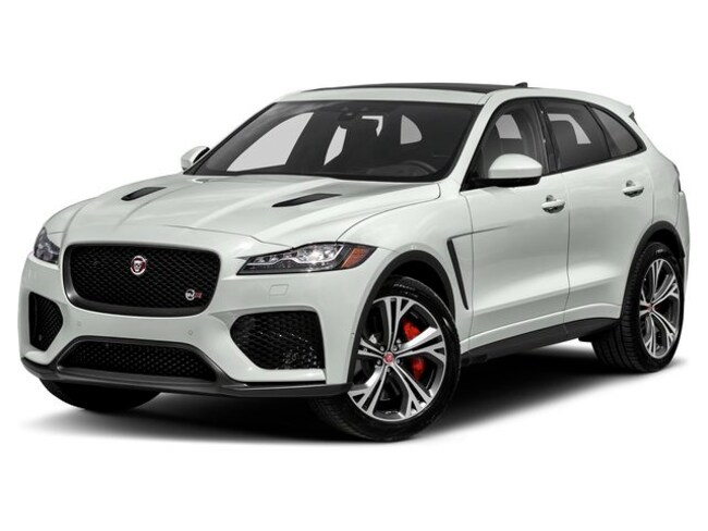 New 2020 Jaguar F Pace Svr For Sale Near Greenville Spartanburg