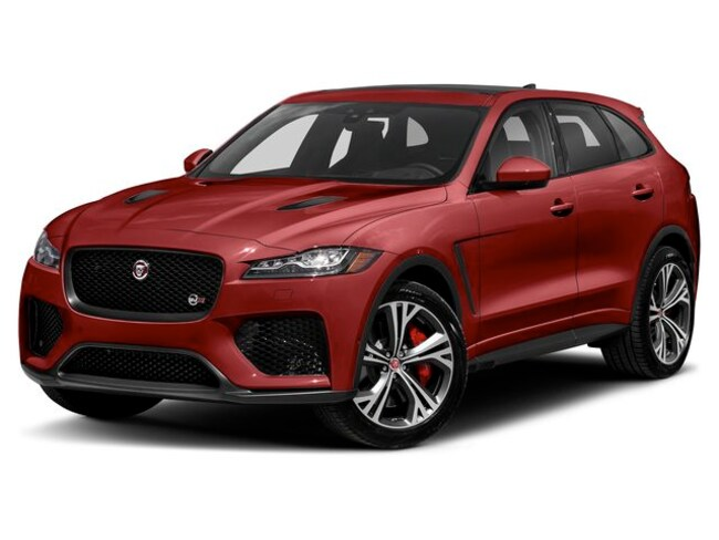 New 2020 Jaguar F-PACE SVR SUV For Sale/Lease El Paso, Texas