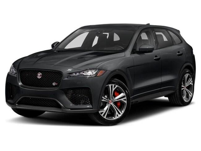 New 2020 Jaguar F-PACE SVR SUV in Thousand Oaks, CA