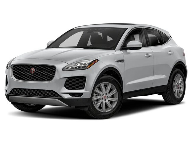New 2020 Jaguar E-PACE Base SUV in Troy