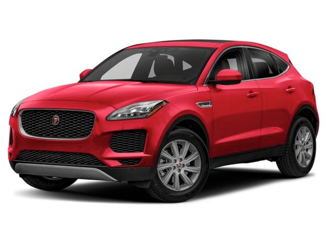 New 2020 Jaguar E-PACE SUV For Sale/Lease El Paso, Texas