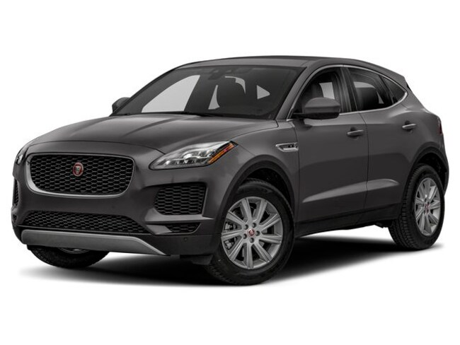 New 2020 Jaguar E-PACE S SUV For Sale Near Boston Massachusetts