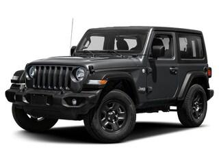 New 2020 Jeep Wrangler SPORT 4X4 Sport Utility J33869 in Raleigh, NC