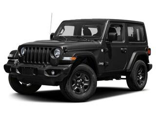 New 2020 Jeep Wrangler SPORT 4X4 Sport Utility J33870 in Raleigh, NC