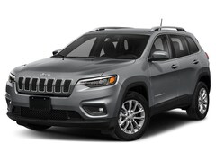New 2020 Jeep Cherokee LATITUDE FWD Sport Utility for sale in Gallipolis, OH